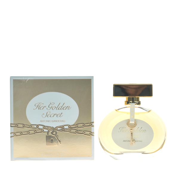 Antonio Banderas Her Golden Secret 80ml Perfume World Ireland