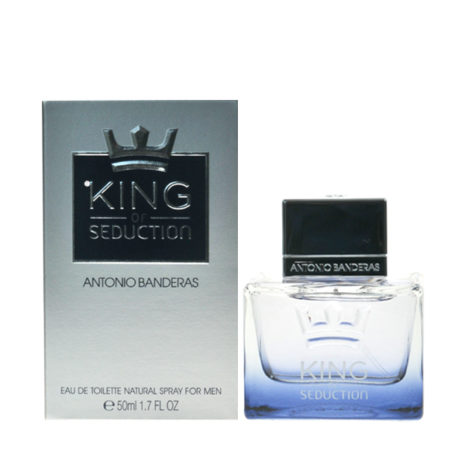 Antonio Banderas King Of Seduction 50ml