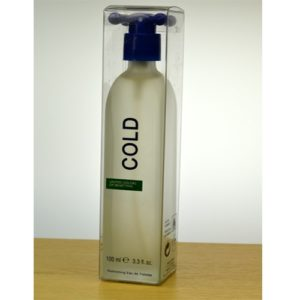 Benetton Cold 100ml