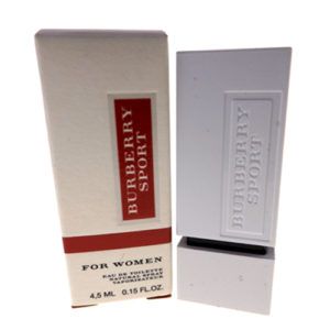 Burberry Sport For Woman 4.5ml Mini Perfum