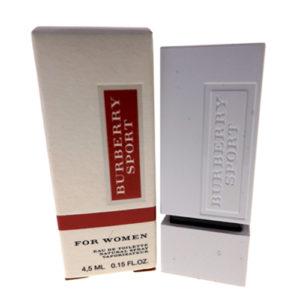 Burberry Sport For Woman 4.5ml Mini Perfum