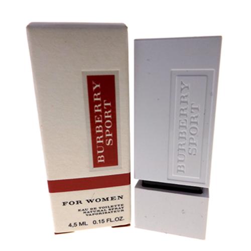 e0deb7fe2f23 Burberry Sport For Woman 4.5ml Mini Perfum - Perfume World - Ireland ...