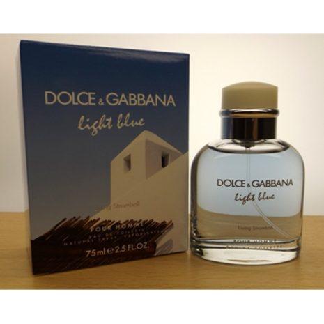 Dolce & Gabbana Fragrance Spray Light Blue Living In Stromboli EDT 75ml1