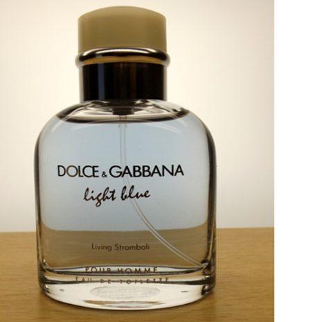 Dolce & Gabbana Fragrance Spray Light Blue Living In Stromboli EDT 75ml3