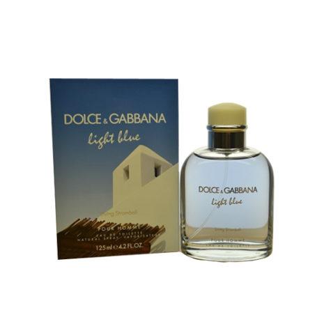 Dolce & Gabbana Light Blue Living In Stromboli 125ml