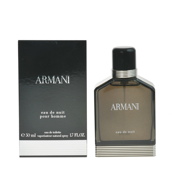 giorgio armani eau de nuit pour homme 50ml perfume world ireland fragrance and aftershave