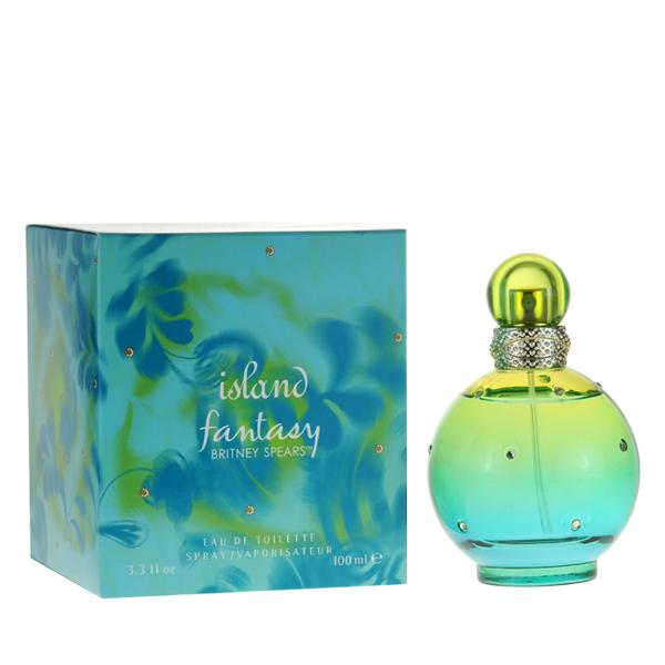 bddf12fb6 Britney Spears Island Fantasy 100ml - Perfume World - Ireland ...