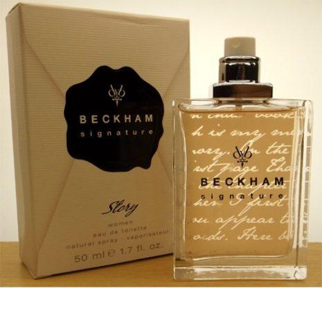 David Beckham Signature Story 50ml Eau De Toilette2
