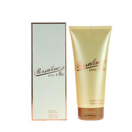 Borsalino Pour Elle Perfumed Body Cream 200ml