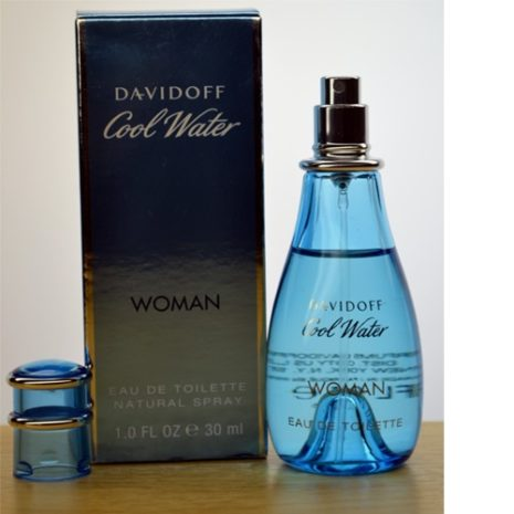DAVIDOFF Cool Water Woman EDT 30ml2