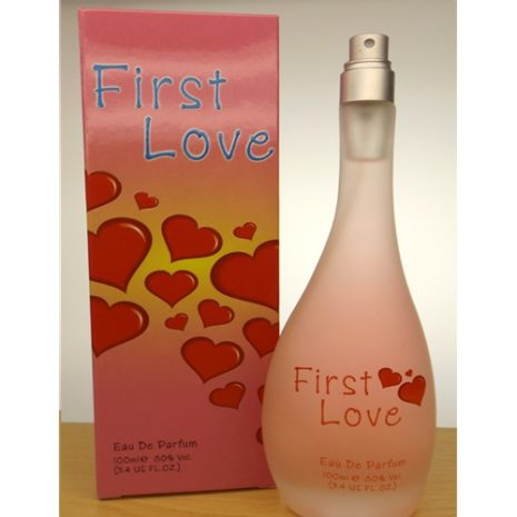 Frag & Toilt First Love 100ml Eau De Parfum2