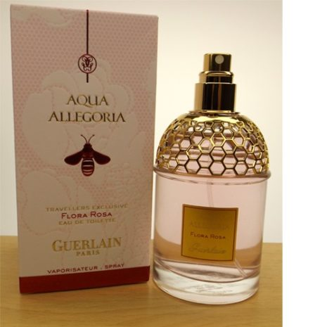GUERLAIN Aqua Allegoria Flora Rosa EDT spray 100ml2