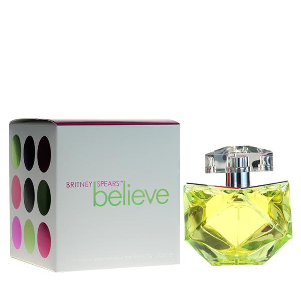 b7774f22f Britney Spears Believe 100ml - Perfume World - Ireland fragrance and ...