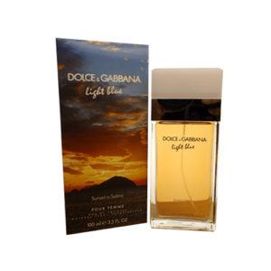 Dolce & Gabbana Light Blue Sunset In Salina Woman 100ml