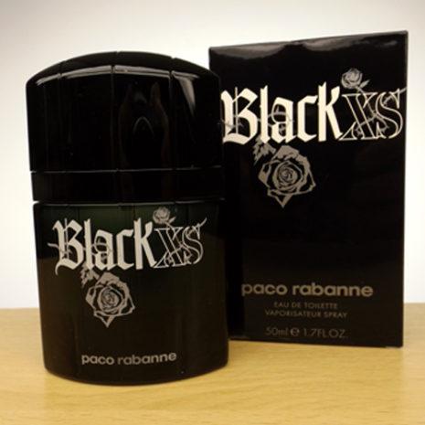 Paco Rabanne Black XS 50ml Eau De Toilette1
