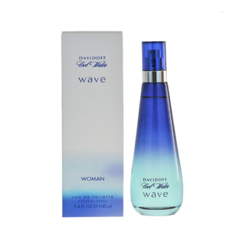 Davidoff Cool Water Wave Woman 100ml
