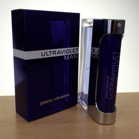 PACO RABANNE Ultraviolet Men EDT spray 100ml1