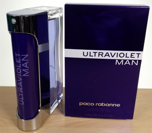 PACO RABANNE Ultraviolet Men EDT spray 100ml2