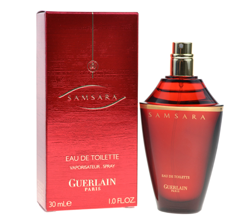 GUERLAIN Samsara EDT spray 30ml2