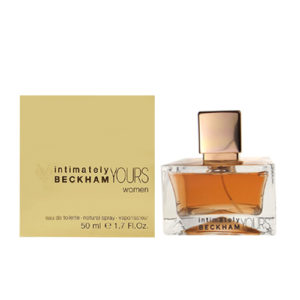 David Beckham Intimately Yours Women EDT 50ml