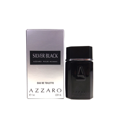 Azzaro Silver Black Pour Homme 7ml Mini Perfume Perfume World
