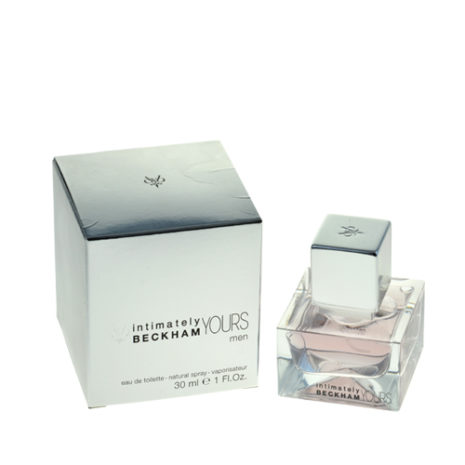 David Beckham Intimately Yours Men 30ml