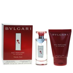 Bvlgari Eau Parfume Au The Rouge Travel Duo 50ml